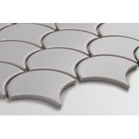 Flabellum Grey, mat - płytki ceramiczne