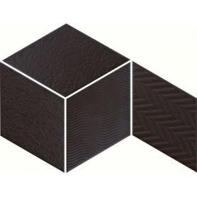 Equipe Rhombus Black 14x24 cm