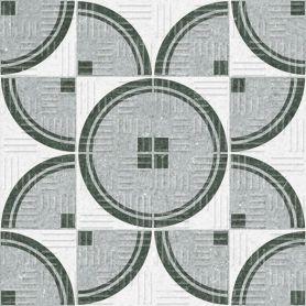 Equipe Area Button Grey 15x15 cm