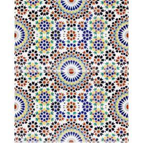 Esmina - dekoracyjne płytki z Maroka