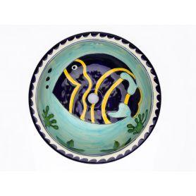 Pesca - Umywalka okrągła wpuszczana
