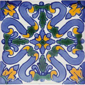 Flores - Unikalne kafelki ceramiczne