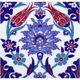 Makbule - wzorzyste płytki z Turcji